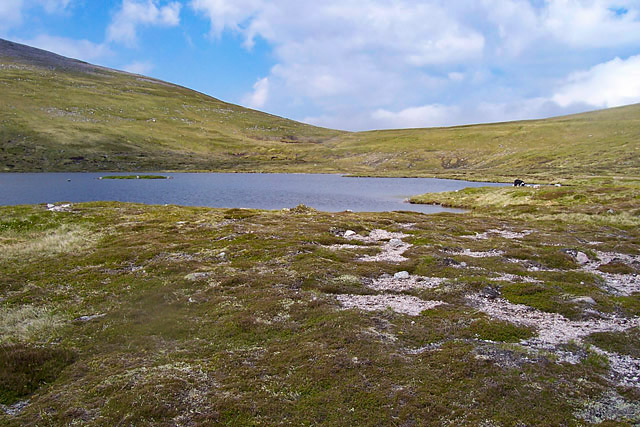 Loch nan Stuirteag